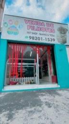 Única loja de Filhotes do Vale do Paraíba, entregamos na sua casa também