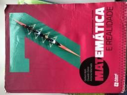 Livro De Matemática  7º ano