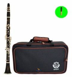 Clarinete Eagle 17 chaves