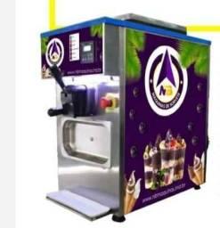 Título do anúncio: maquina de açai frozen 1 bico de balcão