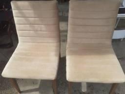 Lindo par de cadeira para seu ambiente