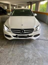 Título do anúncio: Mercedes c180 exclusive único dono 2016