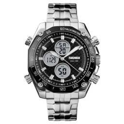 Relógio Masculino Skmei 1302 a Prova d'água Digital e Analógico