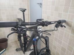 Título do anúncio: Bike Kuota K29 TAM M grupo XTR 22v