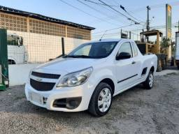 Título do anúncio: Chevrolet Montana 1.4 2011/2012 completa único dono