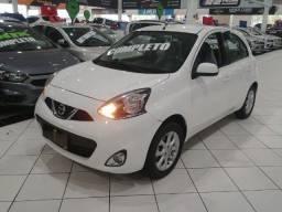 Nissan March 1.6 SV - Completo - Flex