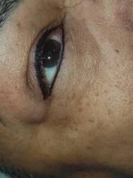Curso de delineador dos olhos pra quem já é micropigmentadora