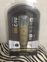 Microfone Behringer C-1U (USB)