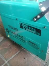 Vendo máquinas de solda vulcan4000 e furadeira moto mil