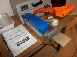 Maquina de gravação tampográfica manual - marca wultzl