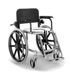 Cadeira de rodas para banho, ortobras