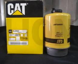Filtro Combustível Água Caterpillar 117-4089