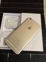 Apple iPhone 6 Plus 128 gb Dourado