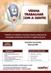 Manaus - Promotor de Vendas Externas