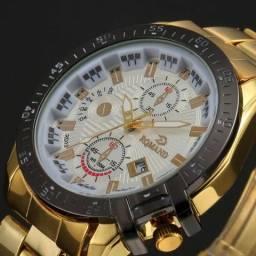 Relógio Romand Masculino Novo