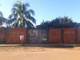 Casa em construção no Boa União Sobral
