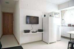 Apartamento com 1 dormitório à venda, Palmas - Governador Celso Ramos/SC AP0364