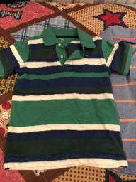 Camisas Tommy e Richards