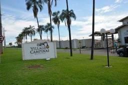 Casa Condomínio Village Campinas | Lazer de clube | Ac. carros entr