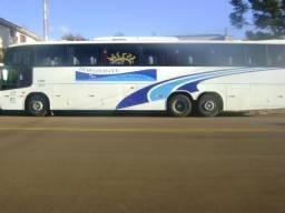Ônibus Volvo V10M, 6x2, ano 2000! Aceita troca!