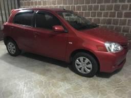 Toyota Etios XS 1.3 - 2013 - 2013