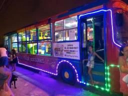 Ônibus brinquedo - 2000