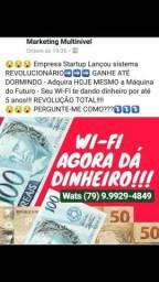 Wibox seu Wi-Fi trabalhando por você