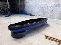 Barco de fibra, para até 3 pessoas - 2019
