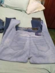 Desapego .calças e bermudas 40 e 38 preço de brecho