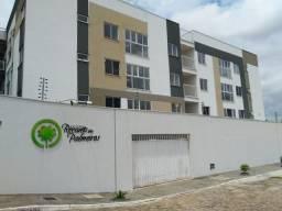 Apartamento novo, 03 quartos, 68 m² no Edifício Recanto das Palmeiras, financiável