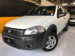 Fiat Strada Hard working 1.4 flex 2 portas 2018/2018 c.simples - 2018