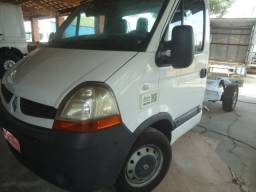 Renault Master CC 2.5 DCI 120 - ano 2011 no chassi - 2011