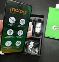 Moto G7 Plus C/NFiscal R$799,99