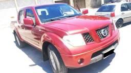 Frontier Nissan 4x2 diesel - 2012