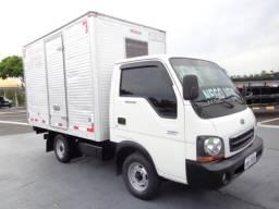 Kia K 2700 II - 4 X 4 - Baú - 2004 - 2004