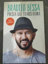 Livro - Poesia que Transforma, Bráulio Bessa