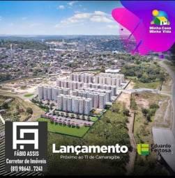 Lançamento em Camaragibe - Jardim dos Bougainvilles - Tenha o que é seu !