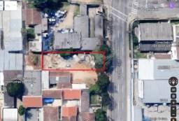 Terreno à venda, 526 m² por R$ 999.900,00 - Novo Mundo - Curitiba/PR