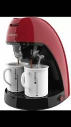 Cafeteira Single Caf211 Vermelha Cadence 220