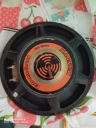 Radio Pioneer e alto falante selenium