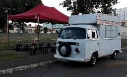 Food truck Kombi completo (Leia o anuncio inteiro) - 1998