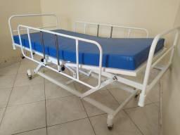 Cama hospitalar flexível