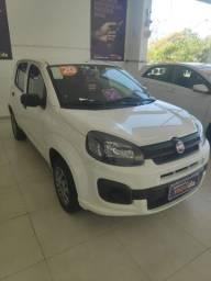 Fiat uno 2020 1.0 completo + 1 ano de garantia