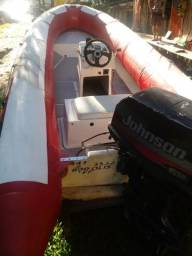 Bote inflavel 5.60 m