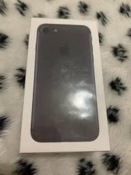 IPhone 7 32gb preto lacrado