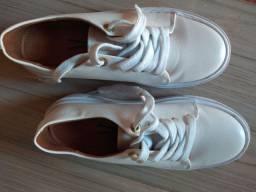 Sapato branco Vizano