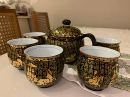 Conjunto de chá chinês