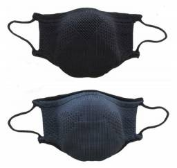 Máscara em Knit tamanho G