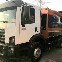 Oportunidade única/ caminhões compactadores de lixo
