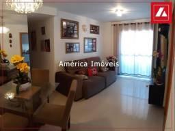 Harmonia - apartamento 90m, 2 garagem individuais, porcelanato, andar alto, churrasqueira
